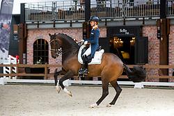 Cornelissen Adelinde, NED, Zephyr<br /> Indoor Brabant 2018<br /> © Sharon Vandeput<br /> 9/03/18