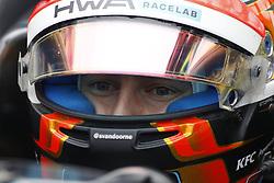 March 10, 2019 - Hong Kong, HONG KONG - 5, Stoffel VANDOORNE, BEL, HWA Racelab, Venturi, VFE05,.HONG KONG, CHN, 10. March 2019, Formula E Hong Kong .E-Prix, FIA Formula E, Formula E Grand Prix 2019.  Formel E, Elektro e-prix Autorennen (Credit Image: © David McIntyre/ZUMA Wire)
