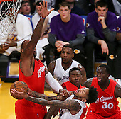 Basketball: 20161225 Los Angeles Clippers vs Los Angeles Lakers