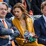 NLD/Tilburg/20170427- Koningsdag 2017, Prins Pieter Christiaan en Prinses Annette Sekrève
