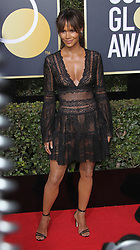 75th Annual Golden Globes. 07 Jan 2018 Pictured: Halle Berry. Photo credit: MEGA TheMegaAgency.com +1 888 505 6342