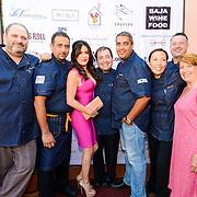 Six Degrees of Michael Mina Charity Dinner at La Valencia Hotel 2015