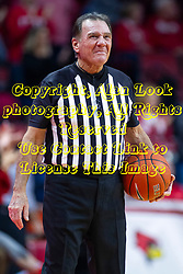 NORMAL, IL - January 29: Tom O'Neill during a college basketball game between the ISU Redbirds and the University of Evansville Purple Aces on January 29 2020 at Redbird Arena in Normal, IL. (Photo by Alan Look)