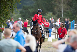 Donckers Karin, BEL, Fletcha van't Verahof, Van Dijck Marc<br /> European Championship Eventing<br /> Luhmuhlen 2019<br /> © Hippo Foto - Stefan Lafrentz<br /> 01/09/2019
