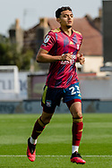 Ipswich Town midfielder Andre Dozzell (23) during the EFL Sky Bet League 1 match between Bristol Rovers and Ipswich Town at the Memorial Stadium, Bristol, England on 19 September 2020.