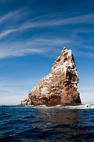 Isla Espiritu Santo in the Sea of Cortez, Mexico.
