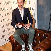 NLD/Amsterdam/20130311 - Presentatie 1e editie Grazia MAN, Valerio Zeno