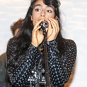 NLD/Amsterdam/20151110 - Life After Football Award 2015, Sevdaliza