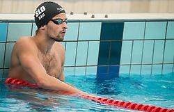 Martin Bau during practice session of Slovenian Swimming National Team, on June 7, 2017 in Zusterna, Koper / Capodistria, Slovenia. Photo by Vid Ponikvar / Sportida