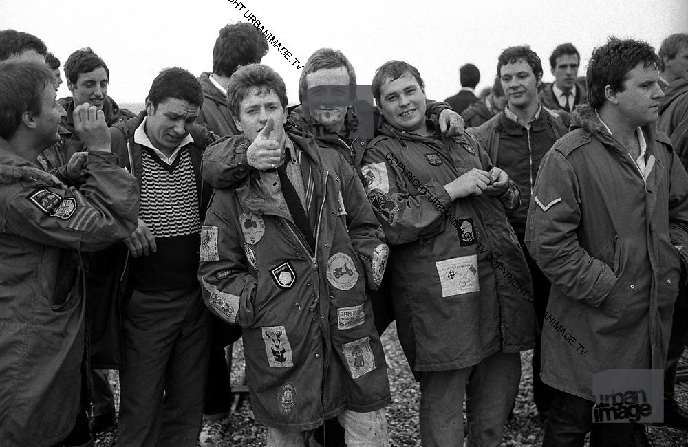 Mods  - Quadrophenia Brighton 1979