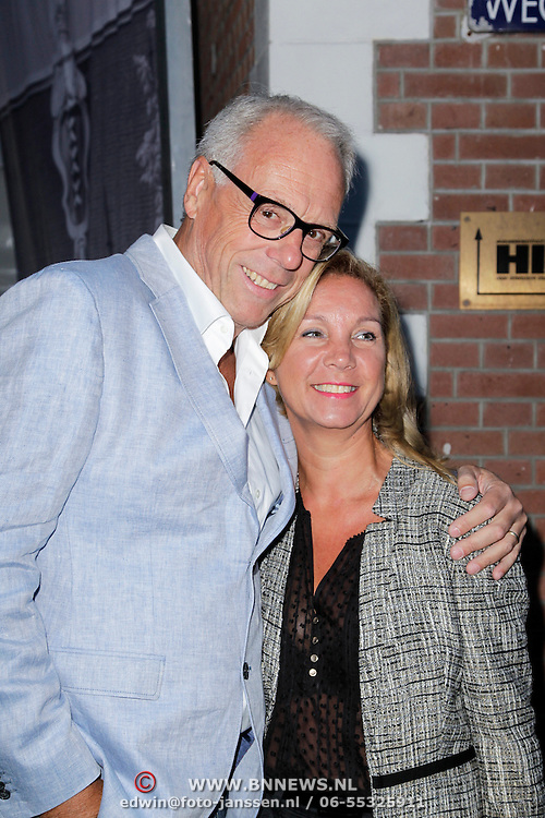 NLD/Amsterdam/20120905- Opening Thimothy Oulton shop Amsterdam, Rolf Meter en partner