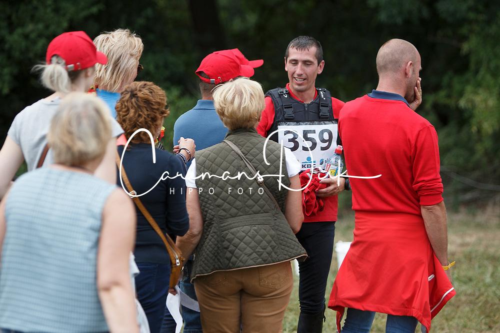 Steegmans Raf, BEL, Vencor van de Kiezelhoeve<br /> European Championship Eventing Landelijke Ruiters - Tongeren 2017<br /> © Hippo Foto - Dirk Caremans<br /> 29/07/2017