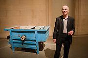 THRESHING MACHINE; PATRICK KEILLER, Patrick Keiller The  Robinson Institute,  The Duveens Commission: - Tate Britain, Millbank, London. 26 March 2012.