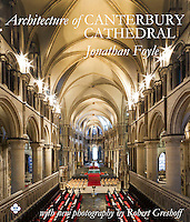 Cover Image, Canterbury Cathedral, Kent, UK, England, Architecture, World Heritage, Monuments