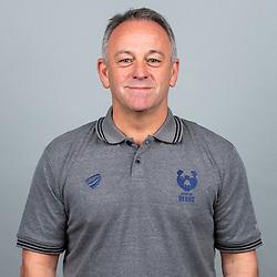 Mark Tainton - Robbie Stephenson/JMP - 01/08/2019 - RUGBY - Clifton Rugby Club - Bristol, England - Bristol Bears Headshots 2019/20