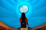 Milan, Italy. Expo 2015, German pavillon