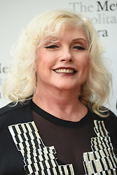 September 24, 2018 - New York, NY, USA - September 24, 2018  New York City..Debbie Harry attending Metropolitan Opera Opening Night at Lincoln Center on September 24, 2018 in New York City. (Credit Image: © Kristin Callahan/Ace Pictures via ZUMA Press)