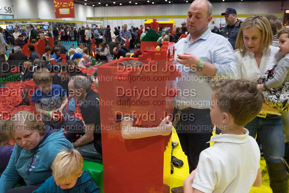 Brick 2015, Excel London. 12 December 2015