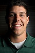 DALLAS, TX - JULY 21:  Baylor quarterback Bryce Petty poses for a portrait during the Big 12 Media Day on July 21, 2014 at the Omni Hotel in Dallas, Texas.  (Photo by Cooper Neill/Getty Images) *** Local Caption *** Bryce Petty