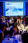 Incisive V3 Awards, Mayfair Hotel, London 28 Nov 2014. Guy Bell, 07771 786236, guy@gbphotos.com
