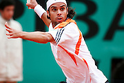 Roland Garros. Paris, France. May 30th 2006. .Gonzalez against Safin during the first tour of the tennis french open.