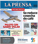 February 28, 2021 (LATIN AMERICA): Front-page: Today's Newspapers In Latin America