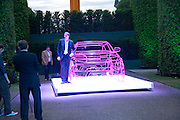 PETER MODELHART; Alexandra Shulman, Editor of Vogue & Phil Popham, Managing Director of Land Rover<br /> host the 40th Anniversary of Range Rover. The Orangery at Kensington Palace. London. 1 July 2010. -DO NOT ARCHIVE-© Copyright Photograph by Dafydd Jones. 248 Clapham Rd. London SW9 0PZ. Tel 0207 820 0771. www.dafjones.com.