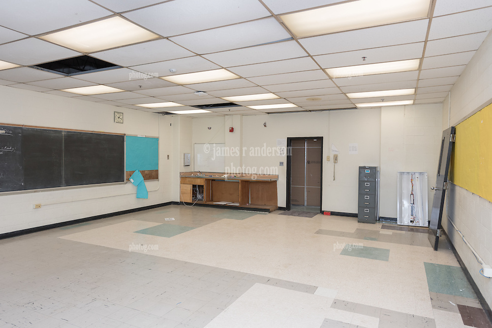 Central High School Bridgeport CT Expansion & Renovate as New. State of CT Project # 015--0174   Pre-Construction Interior 23 December 2014