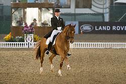 Anders Dahl, (DEN), Wie-Atlantico de Ymas<br /> CDI3* Grand Prix <br /> Royal Windsor Horse Show - Windsor 2015<br /> © Hippo Foto - Jon Stroud