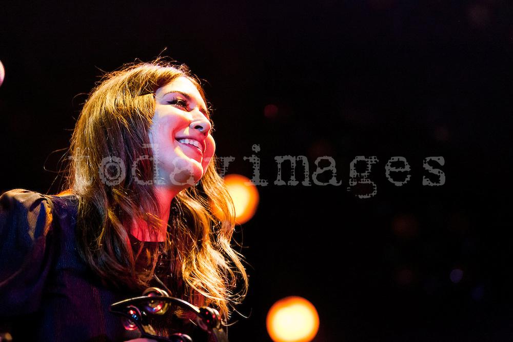 Annie B.Sweet  at Joy eslava  Club in Madrid in 2012