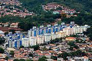 Belo Horizonte_MG, Brasil...Imagens aereas de Belo Horizonte, Minas Gerais. Na foto Projeto Vila Viva no bairro Serra...Aerial view of Belo Horizonte, Minas Gerais. In this photo Vila Viva project in Serra neigborhood...Foto: BRUNO MAGALHAES / NITRO