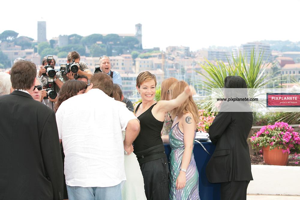 Stephania Rocca - Festival de Cannes - Photocall Go go Tales - 23/05/2007 - JSB / PixPlanete