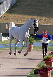 Melliger Willy - Calvaro V<br /> Olympic Games Sydney 2000<br /> Photo © Dirk Caremans