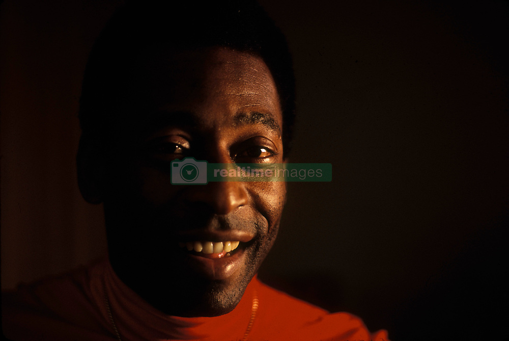 Brazilian football player PELE (Credit Image: Bernard Fallon/ZUMAPRESS.com)