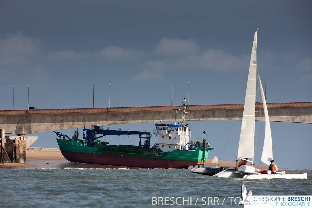 Images du tour de l'île de Ré 2015 au départ de La Rochelle / Société des Régates Rochelaises