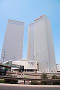 Israel, Tel Aviv, Azrieli Towers