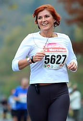 Darinka Pavlic Kamien na 13. Ljubljanskem maratonu po ulicah Ljubljane, 26. oktobra 2008, Ljubljana, Slovenija. (Photo by Vid Ponikvar / Sportal Images)/ Sportida)