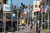 The Grove in Los Angeles.