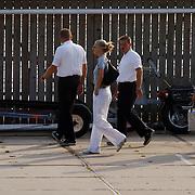 Koninging Beatrix gaat varen met de Groene Draeck, Prins Johan Friso en Mabel Wisse Smit