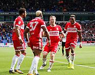 Bolton Wanderers v Middlesbrough 090917