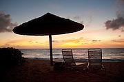 Sunrise, Waipouli Beach, Kauai, Hawaii