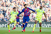 Soccer: La Liga-FC Barcelona v Getafe CF-Feb 15, 2020