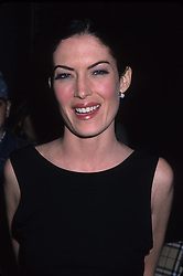 LARA FLYNN BOYLE.Saturday night live after party at Dillon's premiere in New York 2001.k21863Hmc.(Credit Image: © Henry Mcgee/ZUMAPRESS.com)