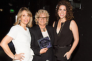 Stacey Snider, Partner, Chair, CEO of Dreamworks, Claudia Eller, Editor-in-Chief, Variety, and Jenni Luke, CEO, Step Up