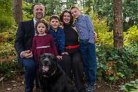 Family Portrait, Issaquah, Washington