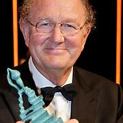 NLD/Amsterdam/20111002 - Uitreiking John Kraaijkamp awards 2011, Joop van der Ende