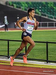University of Oregon<br /> Oregon Relays track and field meet<br /> April 23-24, 2021 Eugene, Oregon, USA<br /> steeplechase, Gonzaga