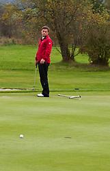 05.10.2010, Golfclub, Zell am See Kaprun, AUT, European Paragolf Championships 2010, im Bild Andreas John, GER, EXPA Pictures © 2010, PhotoCredit: EXPA/ J. Feichter
