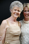 Betty Pagel, on left, mother of by Hedge Fund man. Ark Gala Dinner, Marlborough House, London. 5 May 2006. ONE TIME USE ONLY - DO NOT ARCHIVE  © Copyright Photograph by Dafydd Jones 66 Stockwell Park Rd. London SW9 0DA Tel 020 7733 0108 www.dafjones.com