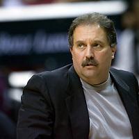 BASKETBALL - NBA - ORLANDO (USA) - 10/11/2008 -  .ORLANDO MAGIC V PORTLAND TRAIL BLAZERS (99-106) - STAN VAN GUNDY / ORLANDO MAGIC